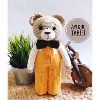 Amigurumi Crochet Teddy Bear Patterns | Amigurumi | 900x900