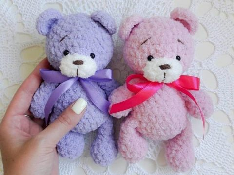 Cuddle Me Bear amigurumi pattern - Amigurumi Today | 360x480