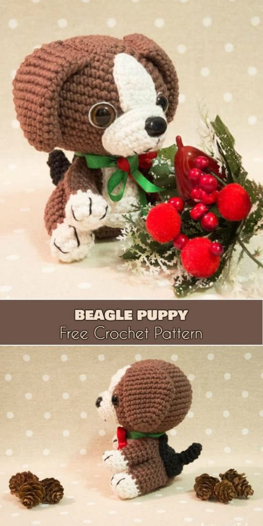 25 Free Amigurumi Dog Crochet Patterns to Download Now! | 1024x512