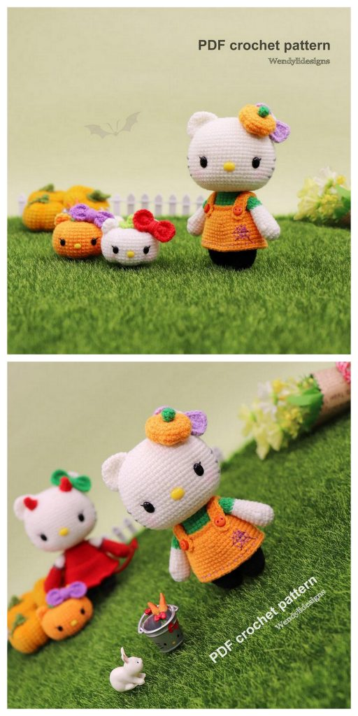 Hello Kitty Crochet: Supercute Amigurumi Patterns for Sanrio ... | 1024x512