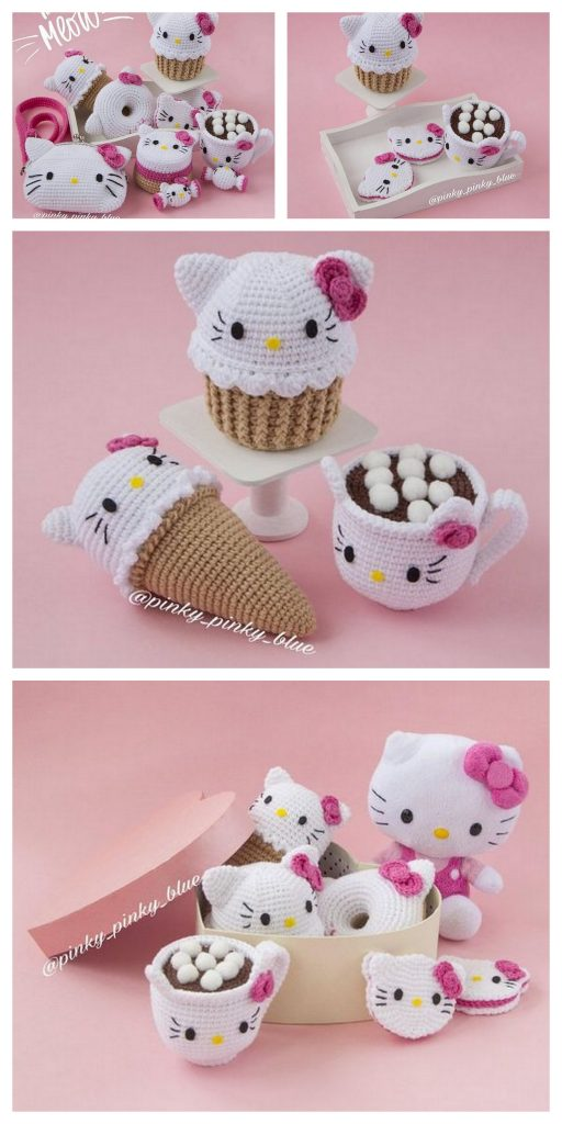 A first look at my book: Hello Kitty Crochet – amiguruMEI | 1024x512