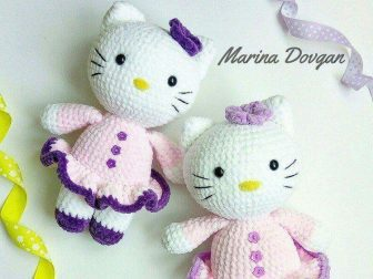9 Awesome Crochet Cat Patterns | Free Knitting Patterns | Handy ... | 563x750