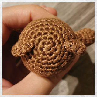 How to Hand Embroider eyes for Amigurumi Crochet Doll Mermaid ... | 318x319