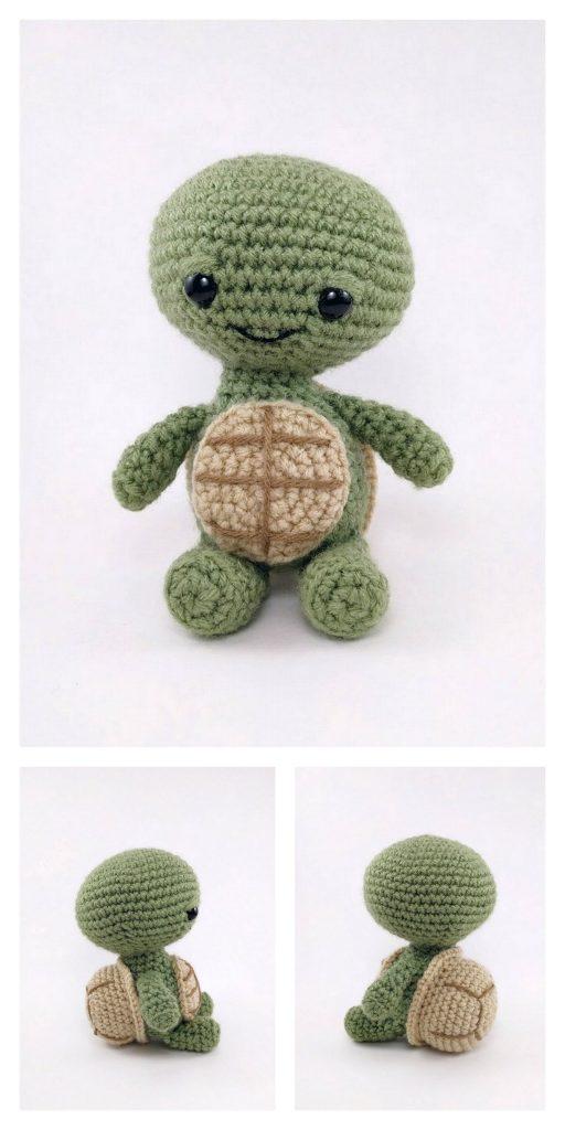 Watermelon turtles – amigurumi patterns - Amigurumi Today | 1024x512