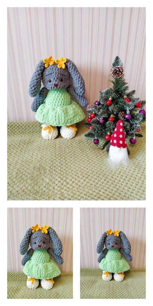 Crochet Animals Rabbit Amigurumi Pattern PNG, Clipart, Amigurumi ...   1024x512