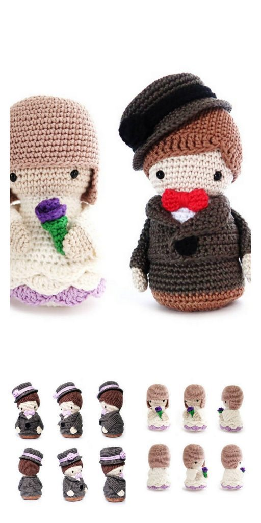 Kokeshi Kokeshi and More Kokeshi | Crochet dolls, Kawaii crochet ... | 1024x512