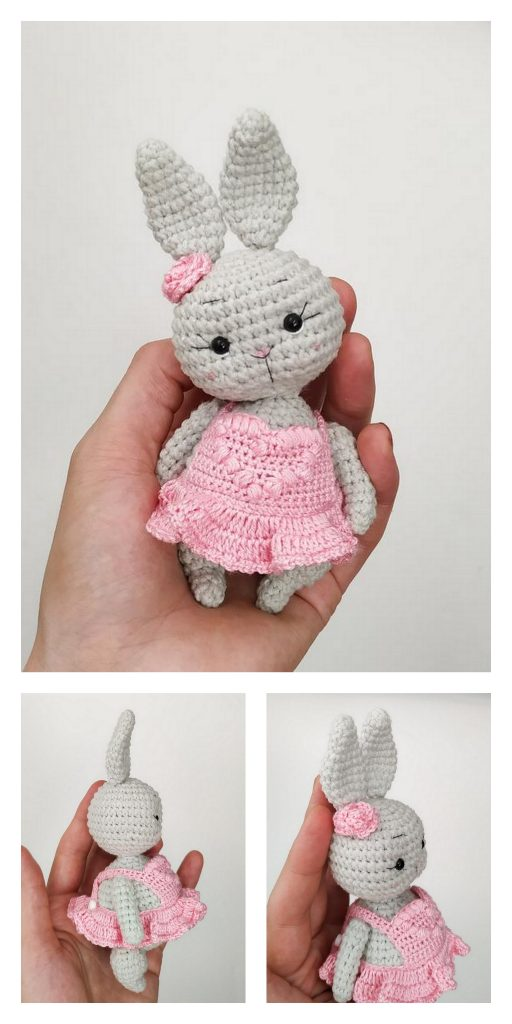 SPRING BUNNIES [CROCHET FREE PATTERNS] #BUNNIES ... | 1024x512