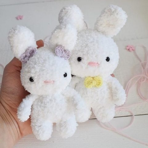Bunnies Archives - Amigurumi Today | 480x480
